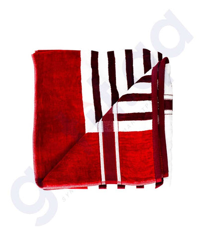 Buy Vivo Bath Towel 70x40cm Assorted Online in Doha Qatar