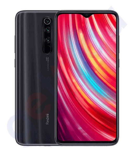 Buy Xiaomi Redmi Note 8 Pro 6gb 64gb Black Online in Doha Qatar