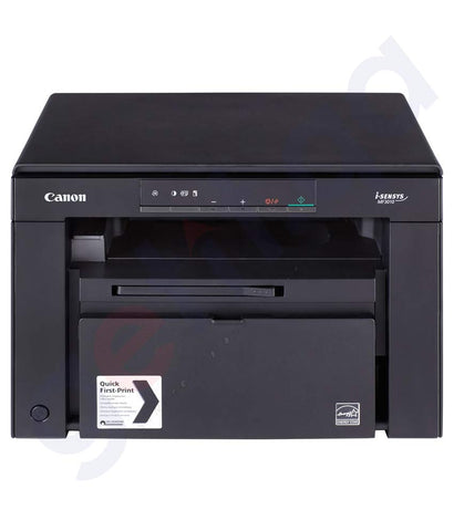 Buy Best Priced Canon iSENSYS-MF3010 Online in Doha Qatar