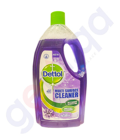DETTOL 1L HEALTHY HOME MULTI SURFACE CLEANER LAVENDER