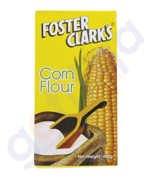 BUY BEST PRICED FOSTER CLARK CORN FLOUR 400GM ONLINE IN DOHA QATAR