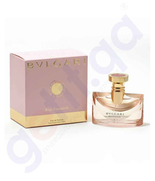 BVLGARI ROSE ESSENTIELLE EDP 50ML FOR WOMEN