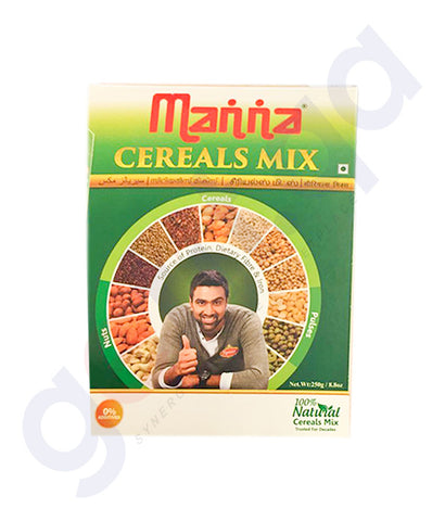 MANNA CEREALS MIX 200GM