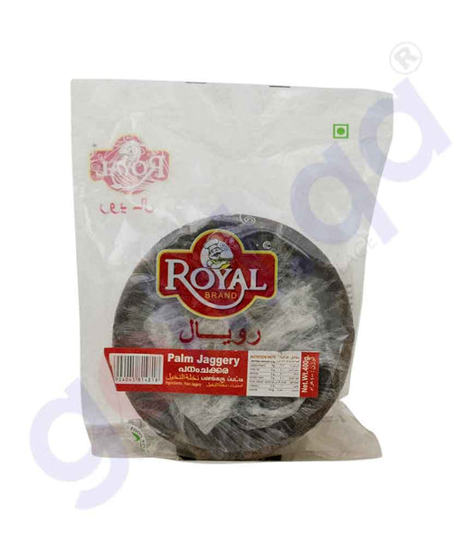 Buy Quality Royal Palm Jaggery 400gm Online in Doha Qatar