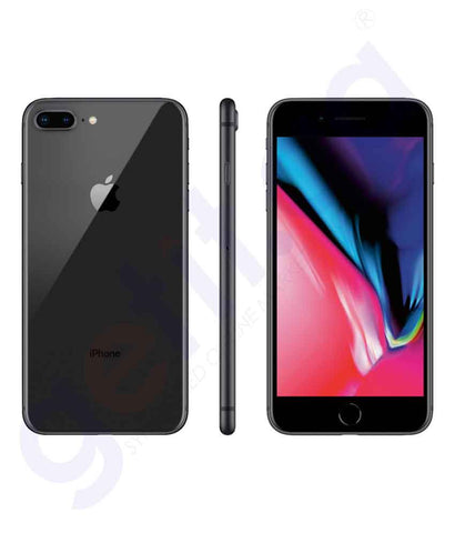 APPLE IPHONE 8, 2GB RAM , 64 GB, 4G LTE, SPACE GREY