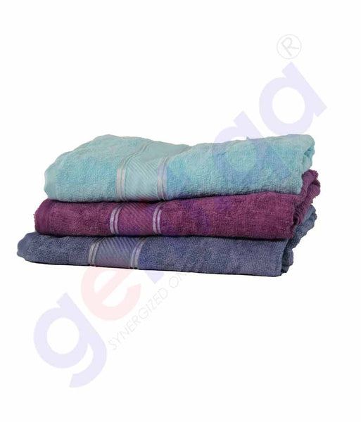 Buy Joss Bath Towel 69/137 Assorted Color Online Doha Qatar