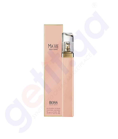 HUGO BOSS MAVIE FEMME EDP 75ML FOR WOMEN