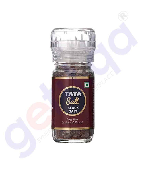 GETIT.QA | Buy Tata Salt Black Rock Salt 100gm Price Online Doha Qatar