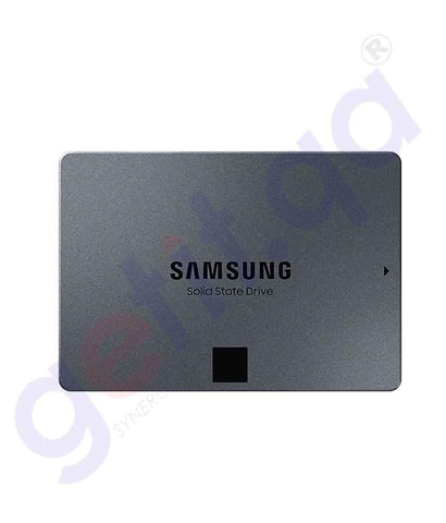 Buy Samsung 870 QVO 1TB SATA III Internal Storage Doha Qatar