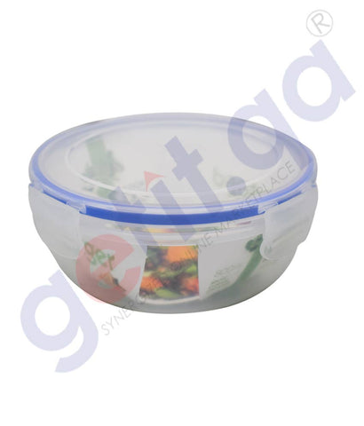 Buy Cook & Lock Round Storage Container 800ml Doha Qatar