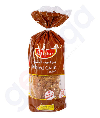 Qbake Multi Grain Bread