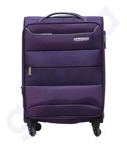 Buy American Tourister Atlantis 59cm Purple in Doha Qatar