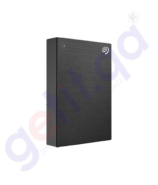 Buy Seagate HDD One Touch Portable 4TB Black in Doha Qatar