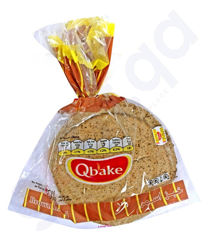 Qbake Arabic Bread Brown