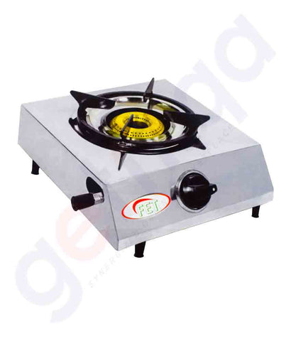 Buy FET Single LPG Stove Price Online in Doha Qatar