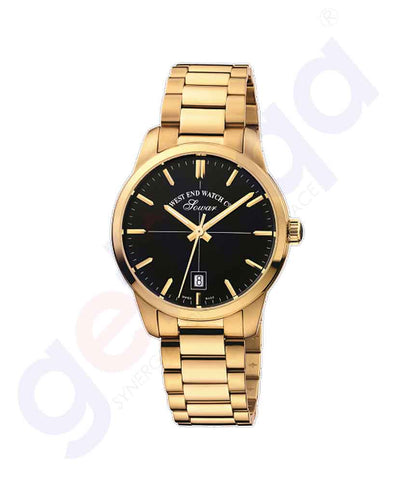 GETIT.QA | Buy West End Watch 8090 30 3311Y Price Online Doha Qatar