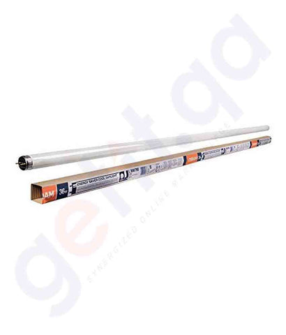 Buy Osram 36W Tube Rod Day Light Single Price Online in Doha Qatar
