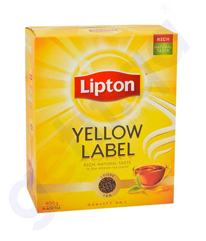 TEA POWDER - LIPTON TEA DUST