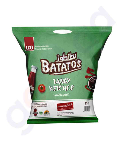 Buy Batato's Tangy Ketchup 15gm, 15gmx20, 30gm, 167gm Price Online in Doha Qatar