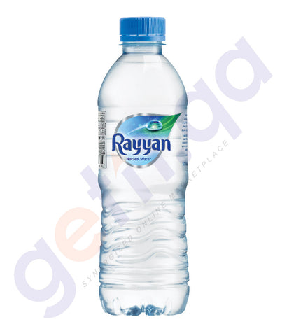 RAYYAN NATURAL WATER 500ML