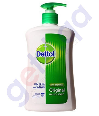 Buy Dettol Hand Wash Original 500ml Price Online Doha Qatar