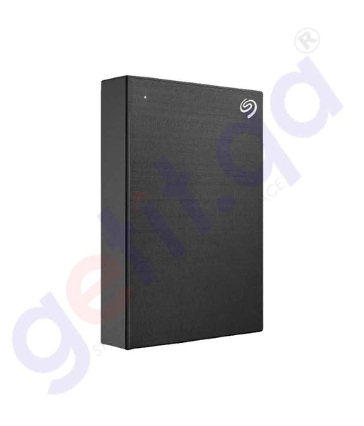 Buy Seagate HDD One Touch Portable 5TB Black in Doha Qatar