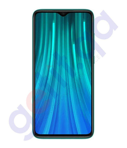 Shop for Xiaomi Redmi Note 8 Pro 6gb 128gb Forest Green Online in Doha Qatar