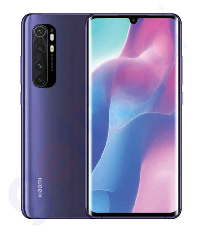 Buy Xiaomi Redmi Note 10 Lite 6GB 128GB Nebula Purple Online Doha Qatar
