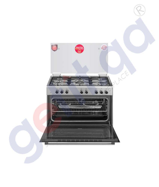 GETIT.QA | Buy Simfer Cooking Range 9060s 90x60 Burner in Doha Qatar