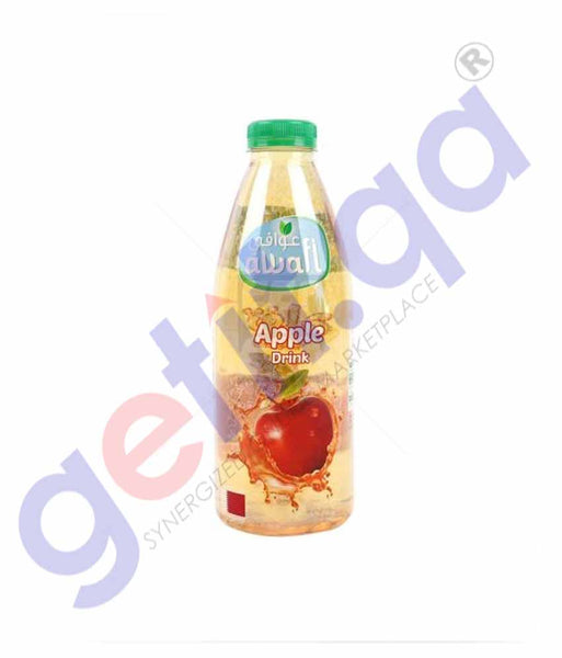 GETIT.QA | Buy Baladna Chilled Juice Apple Awafi 200ml in Doha Qatar