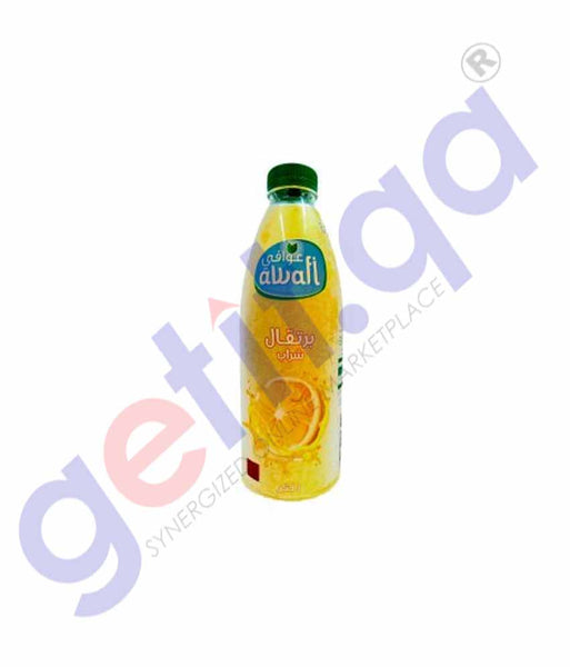 GETIT.QA | Buy Baladna Chilled Juice Orange Awafi 200ml in Doha Qatar