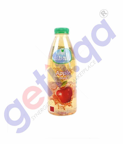 GETIT.QA | Buy Baladna Chilled Juice Apple Awafi 1L Online Doha Qatar