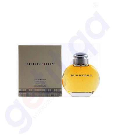 Buy Burberry Classic Women EDP 100ml for Women Doha Qatar