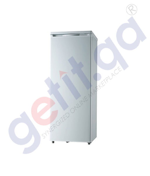 GETIT.QA | Buy TCL Upright Freezer TM-195F 195Ltr Online in Doha Qatar