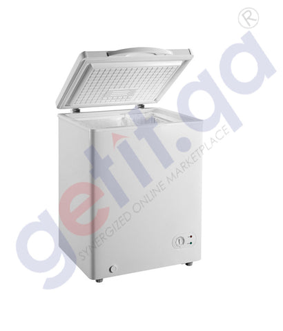 GETIT.QA | Buy TCL Chest Freezer TM-120C 120LTR Online in Doha Qatar