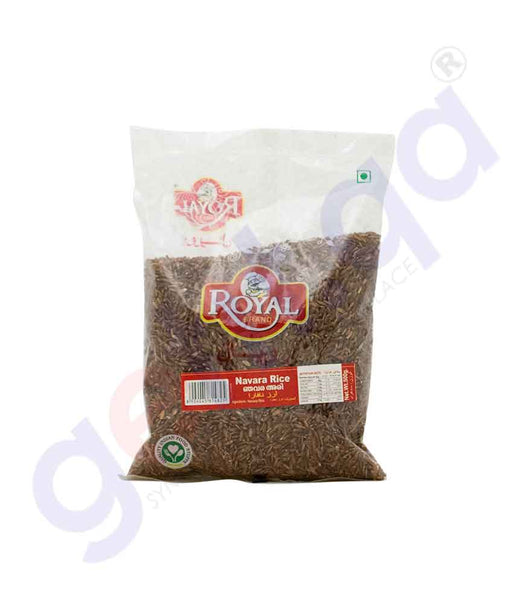 Buy Quality Royal Navara Rice 500gm Online in Doha Qatar