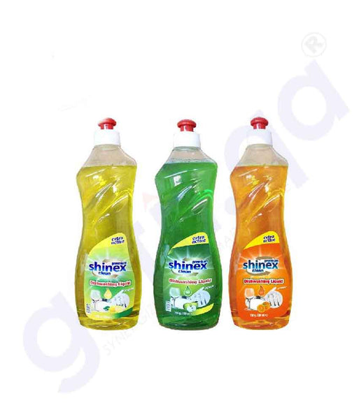Buy Shinex Dishwashing Liquid 500mlx3pcs Online Doha Qatar