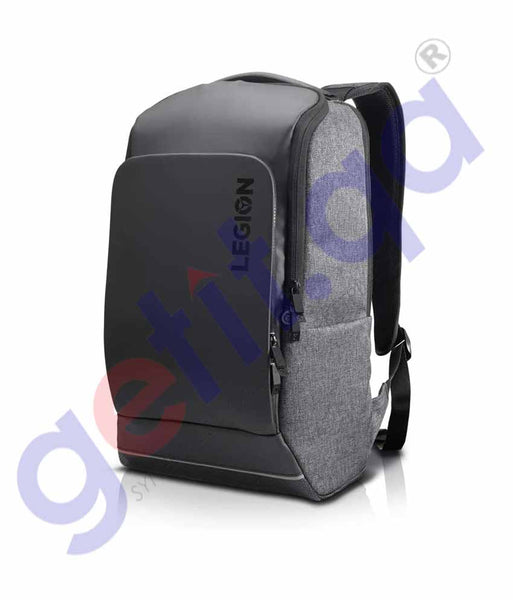 "GETIT.QA | Buy Lenovo Legion 15.6"" Recon Gaming Backpack in Doha Qatar"
