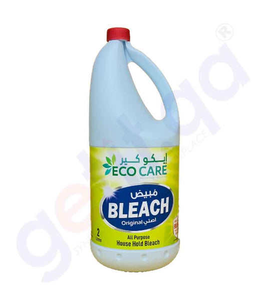 Buy Eco Care Bleach 2Ltr Price Online in Doha Qatar