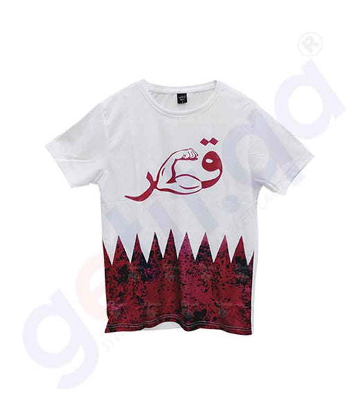 QATAR NATIONAL DAY T-SHIRT MT4