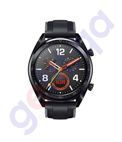 Buy Huawei Fortuna B19s Watch GT Black Price Online in Doha Qatar
