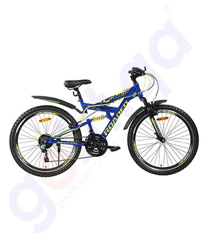 GETIT.QA | Buy 26 Hercules Bicycle Turner 21S Online in Doha Qatar