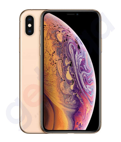 Buy Apple iPhone XS-MAX-GOLD-64GB/256GB/512GB in Doha Qatar