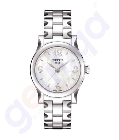 GETIT.QA | Buy Tissot Stylis T-T028.210.11.117.02 Women's Watch Doha Qatar