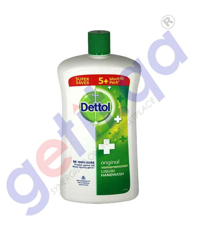 DETTOL HAND WASH ORIGINAL 900 ML