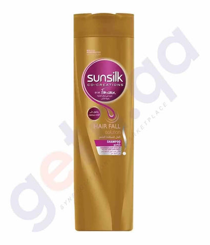 SUNSILK 600ML HAIR FALL SOLUTION SHAMPOO
