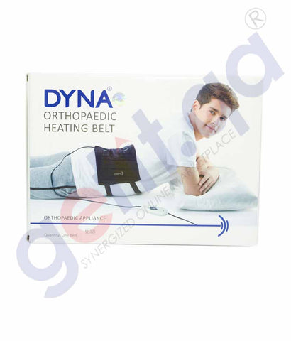 GETIT.QA | Buy Dyna Orthopaedic Heating Belt Regular Online Doha Qatar