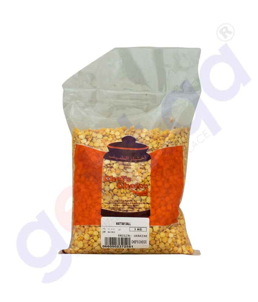 Buy Chef's Choice Matar Dal 1kg Price Online in Doha Qatar
