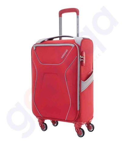 Buy American Tourister Air Shield 69cm Trolley Doha Qatar