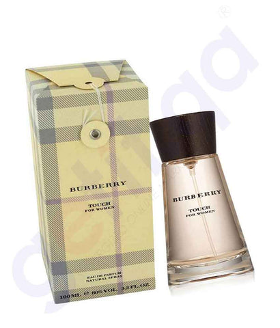 BURBERRY TOUCH EDP 100ML FOR WOMEN